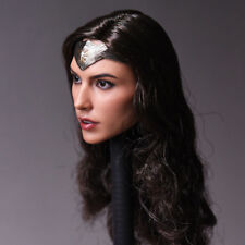 1/6th Wonder Woman Gal Gadot Diana Head Sculpt F 12'' Female Body Figure Model