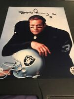 Jeff George Oakland Raiders Autographed Photo Colts Redskins Falcons
