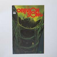 Oblivion Song #4 Rare Secret Frog Variant!! (Robert Kirkman) Image Comics