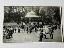 "Vintage Postcard Showing ""Coldstream Guards, Shrewsbury Flower Show"", post 1906"