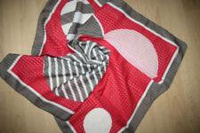 Markenlose gestreifte Vintage Damen-Schals & -Tücher