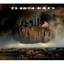 THRESHOLD - HYPOTHETICAL  CD DEFINITIVE EDITION HEAVY METAL HARD ROCK NEU
