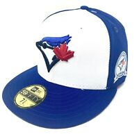 New Era 59FIFTY Toronto Blue Jays 40th Season Anniversary Fitted Hat Size 7 3/8