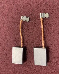 Clarke - American Sanders B2 Carbon Brush w/Wire & Clip (Set of 2) Part # 40583A