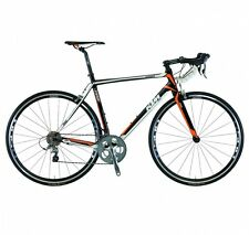 Rennrad KTM Strada 1000 Shimano 105 Tiagra 30G schwarz Carbon Gabel 55 cm Alu