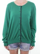 Button Cotton Blend NEXT Jumpers & Cardigans for Women