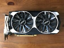 MSI AMD Radeon R9 380 2GB 256-Bit GDDR5 White Graphics Card With HDMI.