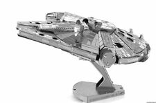 Metal Earth Star Wars Millennium Falcon 3d Model Kit