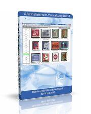 GS Briefmarken-Verwaltung Bund