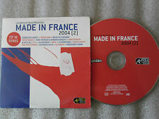 CD-LES INROCKUPTIBLES-MADE IN FRANCE 2004-FRANCOISE HARDY-(CD MAXI)2004-16TRACK