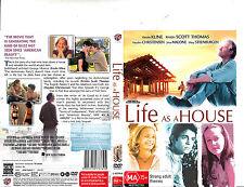 Life As A House-2001-Kevin Kline- Movie-DVD