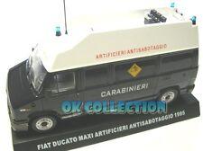 1:43 Carabinieri / Police - FIAT DUCATO MAXI ARTIFICIERI - 1995 (24)