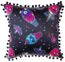 Sourpuss Ice Creep Cushion Pillow Homewares Rockabilly Gothic Tattoo Punk Retro