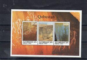 Aserbaidschan - Felsenzeichnung K.bog. 350/2 **