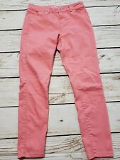 Artisan NY Jeans Slim Skinny Ankle size 4 Womens Stretchy HIgh Waist Rose (E