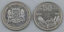 Somalia 50 Senti 1984 p26a vz / xf