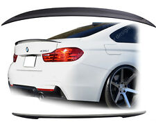 BMW 4er Coupe Tuning M4 Performance Stil Heckspoiler Lippe F32 Saphirschwarz 475