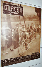 MIROIR SPRINT N°104 1948 CYCLISME VIETTO GIRO FOOTBALL ITALIE-ENGLAND RUGBY