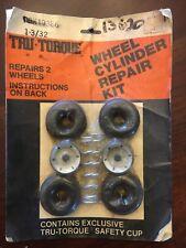 Tru-Torque Wheel Cylinder Repair Kit for Chevrolet #13620 - repairs 2 Wheels