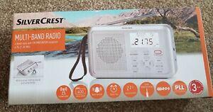 SILVERCREST MULTI-BAND RADIO
