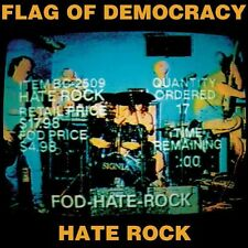 Flag of Democracy - Hate Rock [New Vinyl] Ltd Ed, Orange