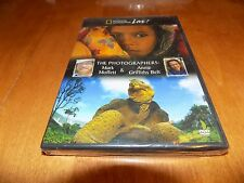 NATIONAL GEOGRAPHIC LIVE! The Photographers Mark Moffett Griffiths Belt DVD NEW