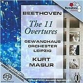 Beethoven - The 11 Overtures (CD, 2011)