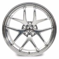 2005-19 MUSTANG SHELBY 50th ANNIVERSARY SUPER SNAKE STAGGERED FORGED WHEEL SET