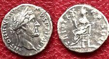 New ListingAntoninus Pius Silver Denarius_Roman Imperial