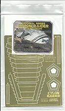 ParaGrafix Battlestar Galactica Cylon Raider Cockpit Louver P.E. 1/32 PGX 186 ST