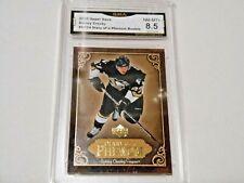 Sidney Crosby GRADED ROOKIE!! 2005/06 UD Diary #DP24 Penguins MVP!! 8.5%-1