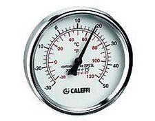 """687010  Termometro per raffrescamento, attacco posteriore 1/2""""  CALEFFI"""