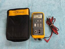 Fluke 718 300g Pressure Calibrator Device 12 To 300 Psi Range With Pouch Leads