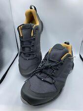 Adidas TERREX AX3 HIKING SHOES UK 9.5 US 10 EU 44 Sneakers Grey Five BC0525