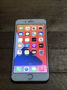 Apple iPhone 8 Plus - 256GB - Gold (Unlocked) MDM Remote BYPASSED Cracked Screen
