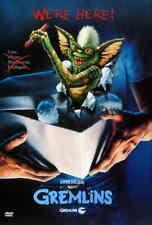 Gremlins (1984) Style-C Joe Dante Corey Feldman Zach Galligan Movie Poster 27x40