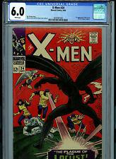 X-Men #24 CGC 6.0 FN Marvel Comics 1966 1st Locust Amricons K28