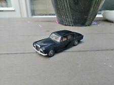 1/43 Vintage Plastic  Norev De Miniatures Rolss Royce S Schadow Good Condition