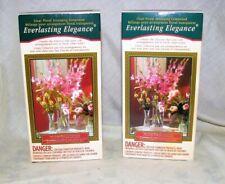 New Everlasting Elegance Clear Floral Arranging Compound 12 oz