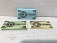 A&E Storage Wars Game Money Replacement Piece Parts
