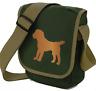 Border Terrier Bag Dog Walkers Shoulder Bags Handbag Xmas Birthday Gift Dog Bag