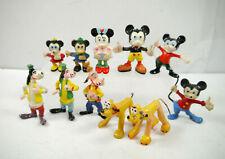 HEIMO alte DISNEY Figuren ( 11 Stk. ) Set / Mickey Mouse Goofy Pluto (K58) #F