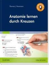 Anatomie lernen durch Kreuzen | Thomas J. Strasmann | Taschenbuch | Deutsch
