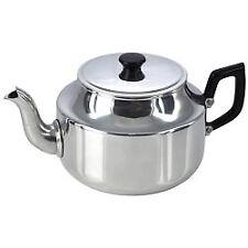 Pendeford TP06 Steel Tea Pot 6 Cup 1.7 Pint 1 Litre
