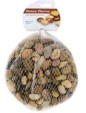 5 Bag Of 32 oz River pebbles Crafts Garden Gift home decor