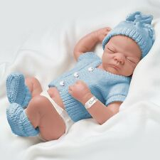 Ashton Drake Charlie baby boy by Linda Webb - Anatomically correct