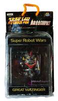 Banpresto Super robot wars mini chogokin compact GREAT MAZINGER action figure