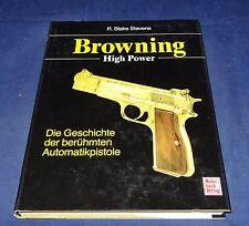 Stevens - Browning High Power Die Geschichte der berühmten Automatikpistole