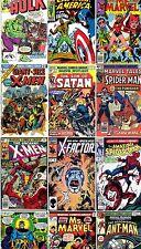 Marvel Key Issue Grab Bag: 1st Appearance, X-men Spider-man Avengers Dr Strange