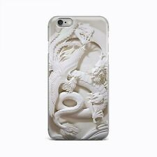 Dragon iPhone 5s 6s 7 8 Plus Rubber Snap Cover For iPhone X XS Max XR Gel Case